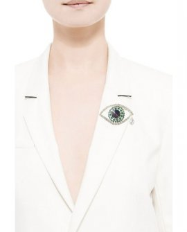 Брошь Green Eye
