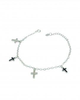 Браслет c крестами