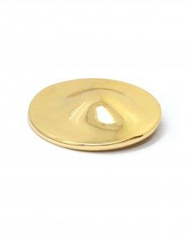Брошь Gold Plain