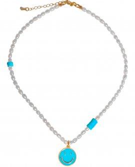 Ожерелье из жемчуга Smile Blu