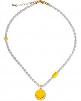 Ожерелье из жемчуга Smile YW