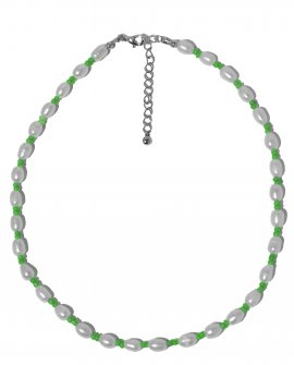 Ожерелье Color Green S