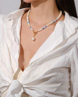 Ожерелье со съёмной жемчужиной