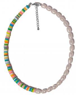 Ожерелье из жемчуга Rainbow S