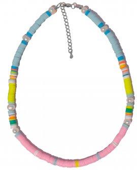 Ожерелье из жемчуга Pink Ocean S