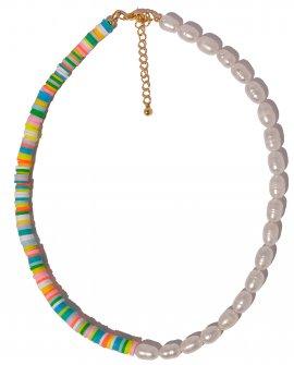Ожерелье из жемчуга Rainbow G