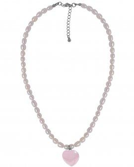 Ожерелье с жемчугом и подвеской H-Naturale 2 S