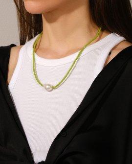 Колье Color Pearl 2 S