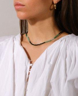 Ожерелье из гранненого хрусталя Soho Cryss 4