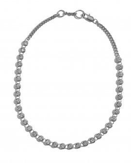 Колье-цепь Arani-crystall S