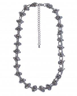 Колье-цепь Grand Salesh Silver