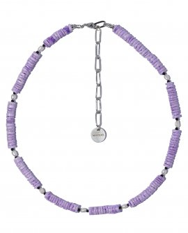 Колье Collare-Pearl Purple