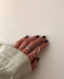Кольцо Titane
