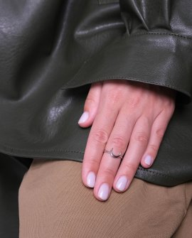 Кольцо Lamnur S