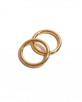Кольцо Rushe-Double G