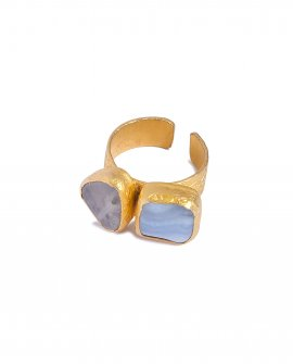 Кольцо с камнем San-Pelin