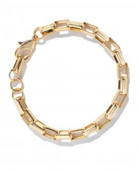 Браслет-цепь Exone gold