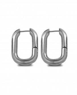 Серьги-кольца Pentagold S