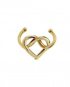Кафф Love Heart Infinity