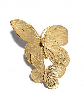 Моно-серьга Butterflies