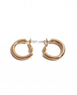 Серьги-кольца Clasie